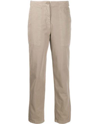 Укороченные брюки брюки-хулиганы дудочки Aspesi