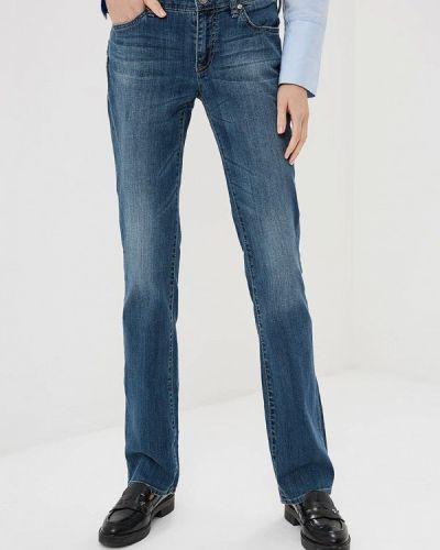 Прямые джинсы синие Gas