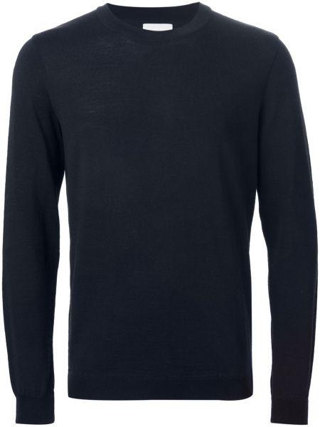 Темно-синий свитер A Kind Of Guise