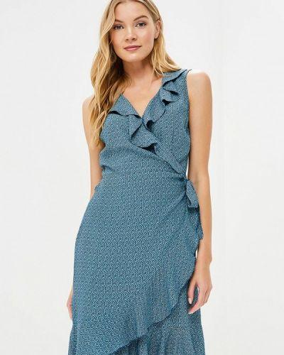 Платье с запахом испанский Trucco