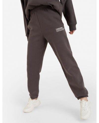 Спортивные брюки - серые Gloria Jeans