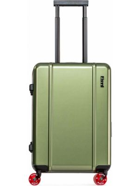 Зеленый чемодан Floyd