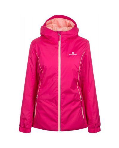 Утепленная куртка с капюшоном укороченная Nordway