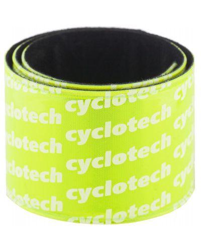 Браслет металлический зеленый Cyclotech