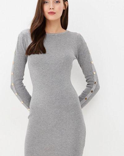 Платье осеннее прямое Zeza