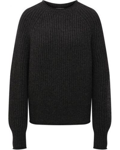 Кашемировый свитер - серый Allude