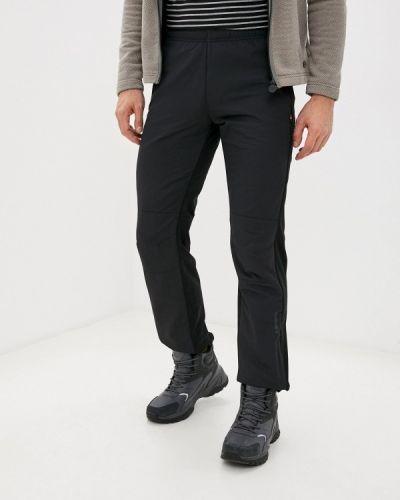 Черные утепленные спортивные брюки Madshus