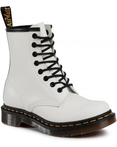 Biały buty Dr. Martens