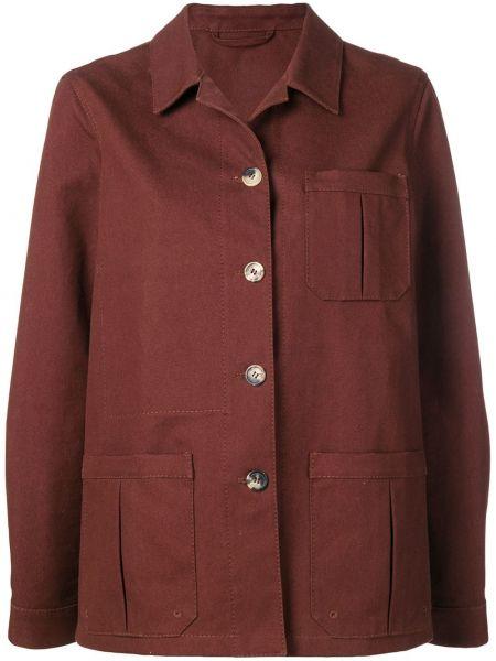 Куртка с манжетами Holland & Holland