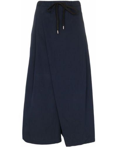 Укороченные брюки с завышенной талией с драпировкой Marni