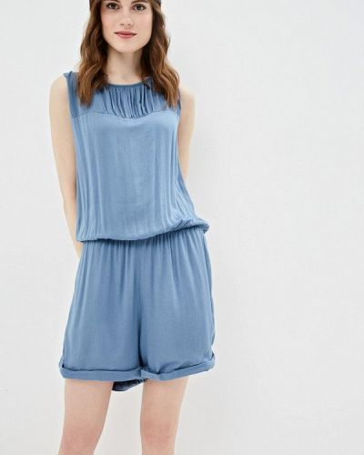 Комбинезон с шортами - голубой Almatrichi