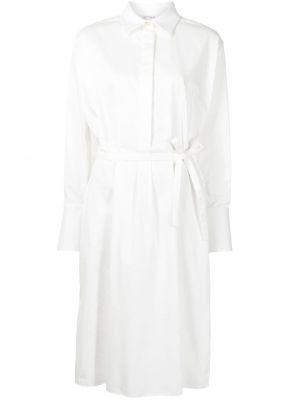 Хлопковое платье миди - белое Ports 1961