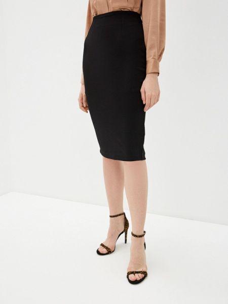 Платье прямое черное Love Republic