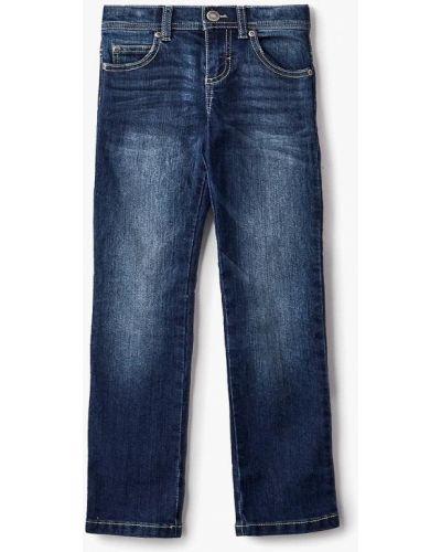 Синие джинсы Sisley