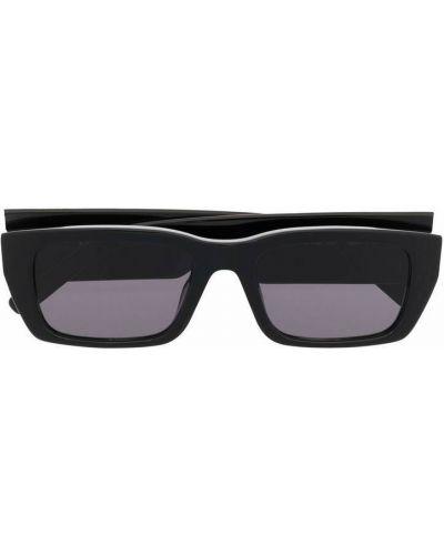 Czarne okulary Palm Angels