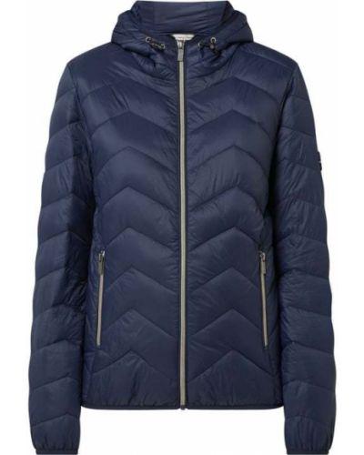 Niebieska kurtka pikowana Fransa