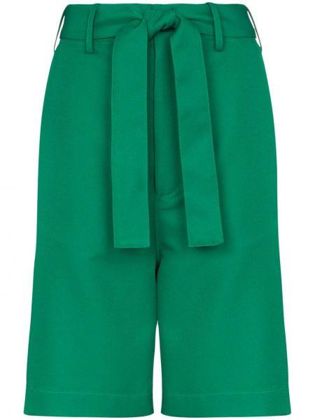 Однобортные шорты с карманами Plan C
