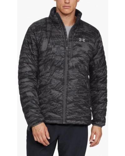 Утепленная куртка серый 2019 Under Armour