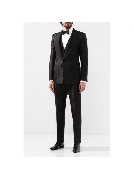 Смокинг шелковый Dolce & Gabbana