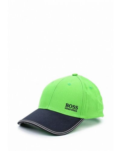 Бейсболка зеленый Boss Green