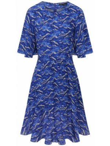 Платье шелковое Tara Jarmon