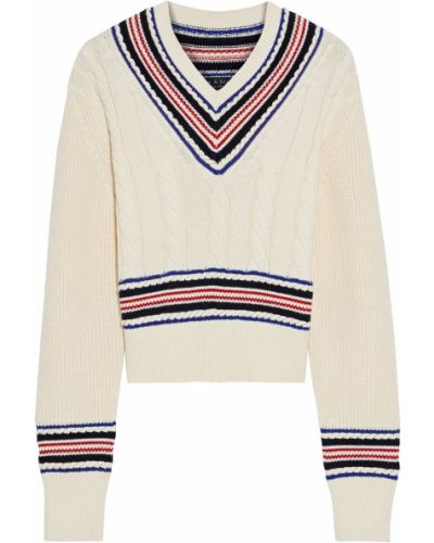 Sweter w paski bawełniany Rag & Bone