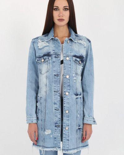 Джинсовая куртка весенняя турецкий Whitney