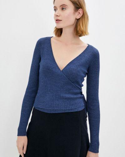 Пуловер - синий Rodier