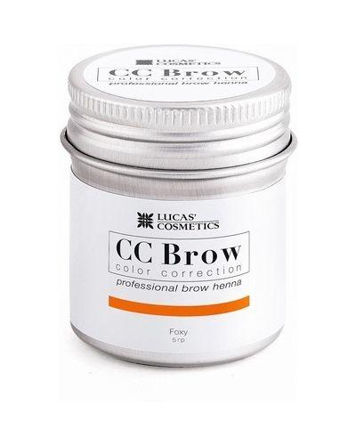 Краска для бровей, ресниц Lucas` Cosmetics