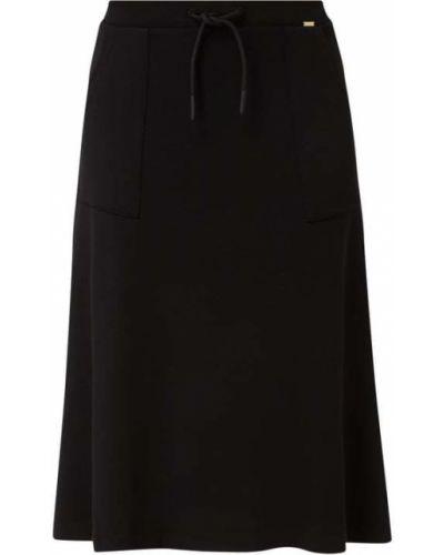 Spódnica rozkloszowana - czarna Cinque