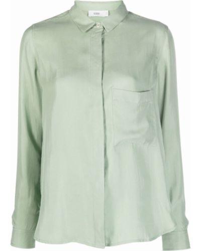 Рубашка с длинным рукавом - зеленая Closed