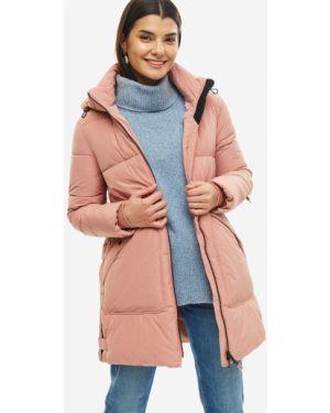 Куртка розовая на молнии Tom Tailor