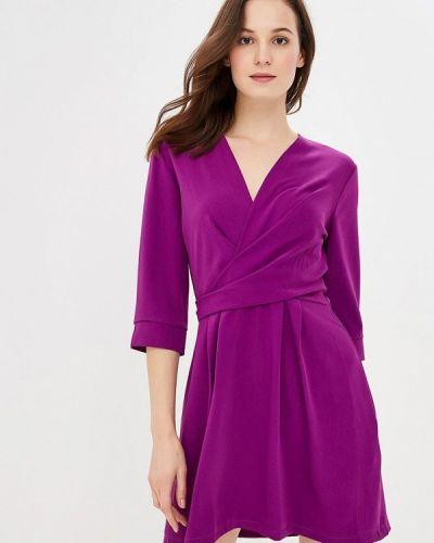 Фиолетовое платье Miss Miss By Valentina