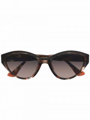 Коричневые солнцезащитные очки Etnia Barcelona