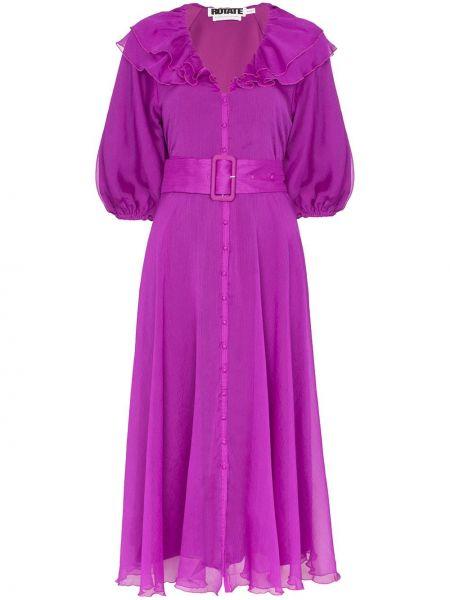 Платье мини миди винтажная Rotate