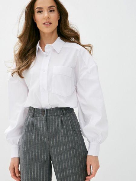 Рубашка с длинным рукавом белая Bezko