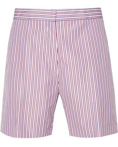 Короткие шорты с карманами плоский Rochas