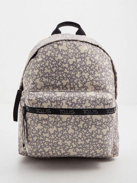 Рюкзак серый Tous