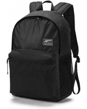 Рюкзак для ноутбука черный мягкий Puma