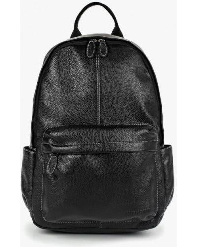Черный рюкзак городской Franchesco Mariscotti