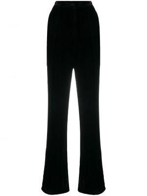 Шелковые черные брюки с карманами Dorothee Schumacher
