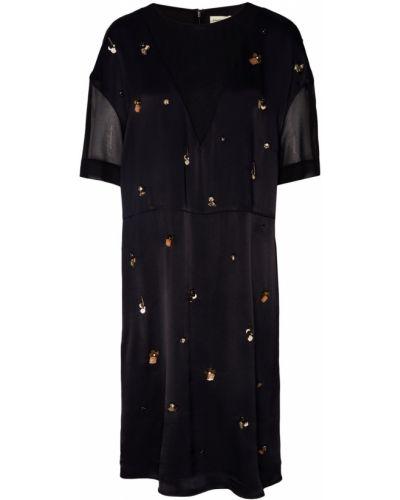 Платье мини миди с декольте By Malene Birger