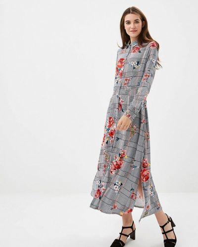Платье прямое осеннее Zarina