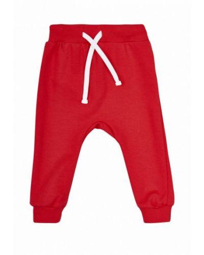 Красные брюки спортивные Garnamama