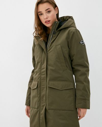 Теплая куртка хаки Replay
