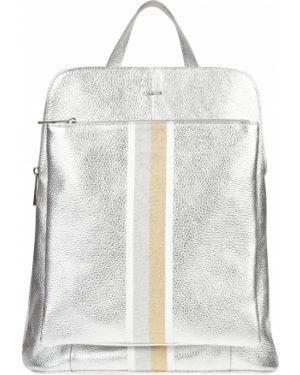 Серебряный рюкзак Nila & Nila