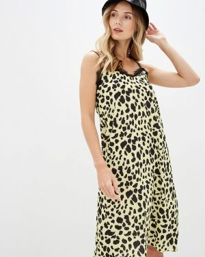 Платье осеннее платье-комбинация Haily's