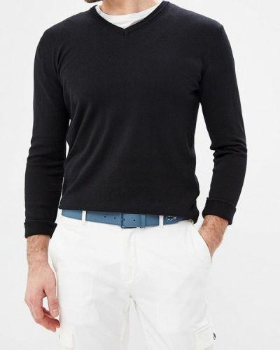 Пуловер черный United Colors Of Benetton