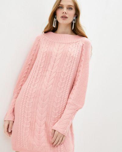 Розовый джемпер Liana