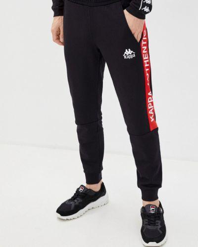 Черные спортивные брюки Kappa